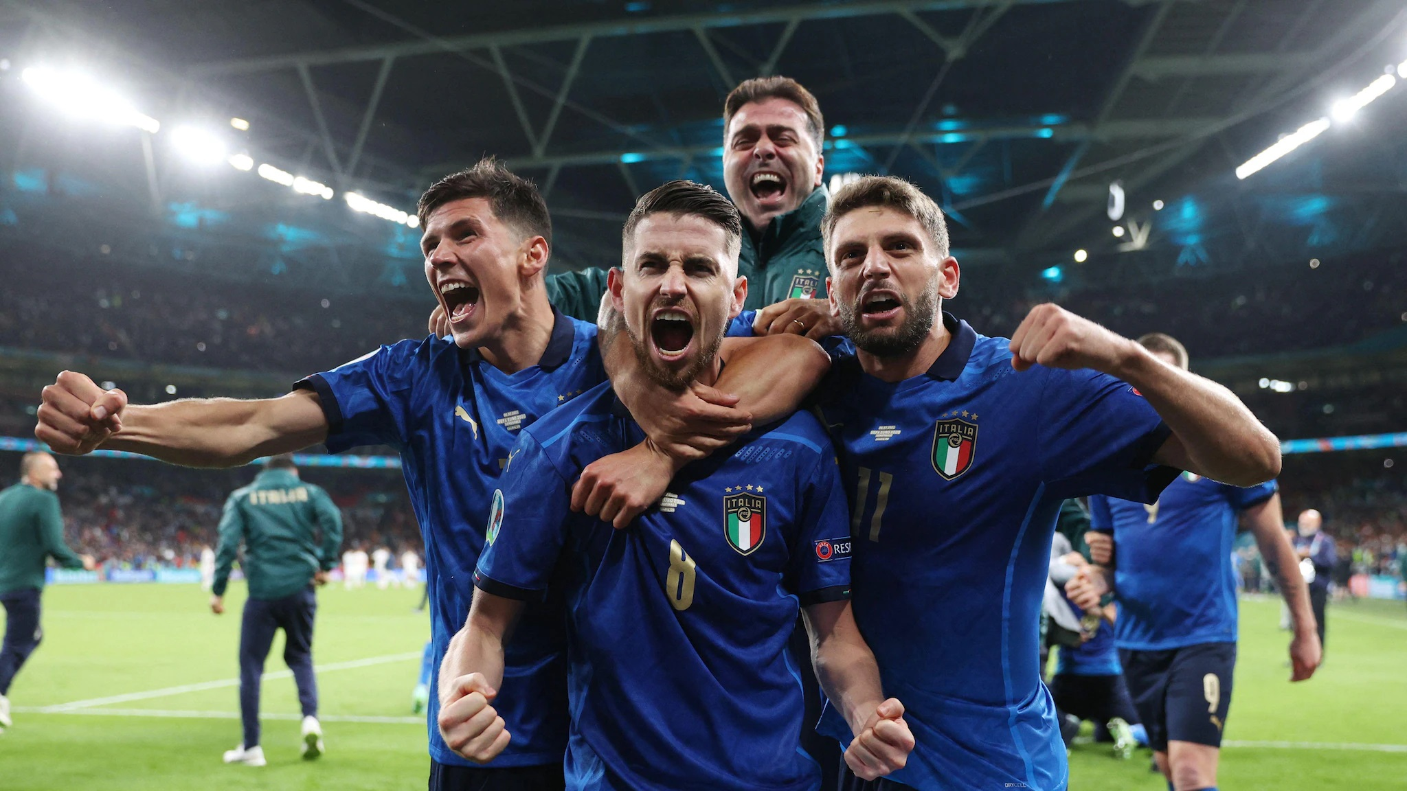 Italy Won Ticket to Final after Defeating Spain in Penalties